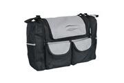 Bambisol Icaverne sac a langer sac langeur noir et gris