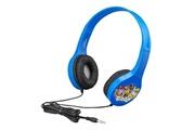 Ekids Icaverne casque audio enfant pat' patrouille casque audio enfant kidsafe - arceau réglable pour enfant