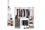 Five Armoire dressing modulable extensible 180 cm 5five