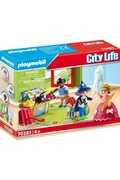PLAYMOBIL Playmobil 70283 - des enfants avec une boîte à déguisements