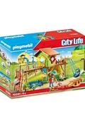 PLAYMOBIL Playmobil 70281 - parc de jeux et enfants