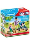 PLAYMOBIL Playmobil 70284 - maman avec enfants