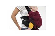 MANDUCA Icaverne porte bebe porte-bébé duo rouge
