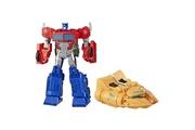 Hasbro Icaverne accessoire de figurine transformers - robot action optimus prime transformable en camion - 30 cm