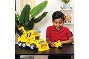 Icaverne Icaverne vehicule miniature assemble - engin terrestre miniature assemble pat patrouille ultimate rescue - camion de chantier