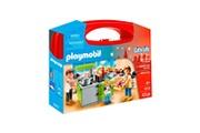 PLAYMOBIL Playmobil - mallette de cuisine playmobil