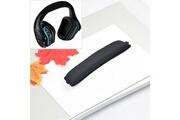 Homtechfrance Écouteurs bluetooth-pour logitech g633 g933 remplacement bandeau tête de faisceau coiffures coussin pad partie de réparation