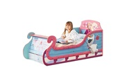 Worlds Apart Icaverne lit bebe la reine des neiges grand lit traîneau avec rangement - disney