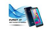 Cubot Cubot j7 5.7 pouces android 9.0 mt6580 quad core 1.3ghz, 2 go +16 go, appareil photo 8.0mp + 13.0mp, batterie de 2800mah, noir eu