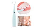 Ckeyin Décapant dentaire électrique en acier allié portable pour combattre des taches de dent de tartre