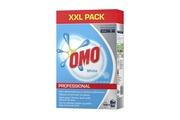 Omo Omo omo lessive en poudre professional white, 120 lavages, noir
