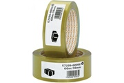 Nopi Nopi nopi ruban adhésif d'emballage en pvc, 50 mm x 66 m noir
