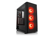Pcspecialist Agility ultra pc gamer - intel® core™ i7-9700 3,00 ghz 8-core, 16 go ram, geforce rtx 2060 6 go, 4 to hdd