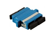 Logilink Logilink logilink coupleur à fibre optique femelle, 2 x sc-duplex, noir