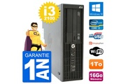 Hp Pc hp workstation z210 sff intel i3-2100 ram 16go disque 1to windows 10 wifi