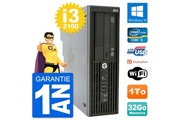 Hp Pc hp workstation z210 sff core i3-2100 ram 32go disque 1to windows 10 wifi
