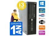 Hp Pc hp workstation z210 sff core i3-2100 ram 8go disque 1to windows 10 wifi