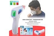 AUCUNE Thermomètre frontal sans contact mesure numérique du corps et du thermomètre obeject