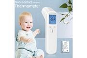 Generic Thermomètre frontal thermomètre numérique temporel infrarouge pour le corps pealer