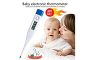 Generic Lcd thermomètre numérique bébé adulte corps oreille température de la bouche des enfants chaingzi 67