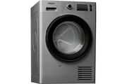 Whirlpool Sèche-linge pompe à chaleur avec condenseur 60cm 9kg a++ silver - whirlpool - awz9hps