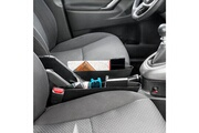 Shop Story Organisateurs de voiture - pack de 2 pochettes de rangement entre siège et console