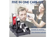 AUCUNE Tondeuse metal professional hair clipper electric hairless hairrooming home haircut @he685