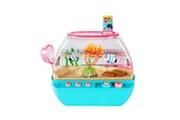 AUCUNE Intéressant enfants aquarium enfants simulation électrique poissons réservoir réservoir jouets ensemble bleu