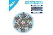 AUCUNE Fleur colorée 1000 pièces enfants adultes puzzle jouet modèle de cadeau de vacances multicolore