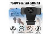 Generic Caméra vidéo webcam hd full hd 1080p web cam pour ordinateur de bureau avec microphone pealer