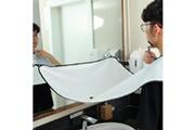 Generic Nouveau tablier facial hair trimmings catcher cape sink home salon tool bt1450