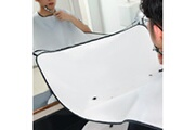 Generic Nouveau tablier garnitures de cheveux du visage catcher cape évier outil de salon de maison coupe de cheveux bt1316