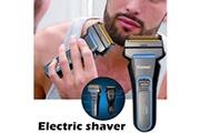 Generic Hommes rasoir rechargeable multifonction rasoir double rasoir alternatif bt236