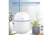 Generic 200 ml led diffuseur d'air purificateur lonizer atomiseur humidificateur pour la maison créative bt1673