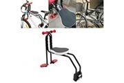 AUCUNE Siège enfant pour vélo à montage avant siège de sécurité à démontage rapide pour bébé