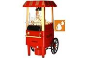 Celexon Machine à popcorn cinepop cp500-24x19x39,5cm - rouge/design rétro - - popcorn-maker
