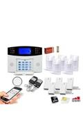 JOD-1 Alarme maison sans fil gsm , 99 zones xxl