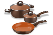 Bialetti SET 5P TERRACOTTA
