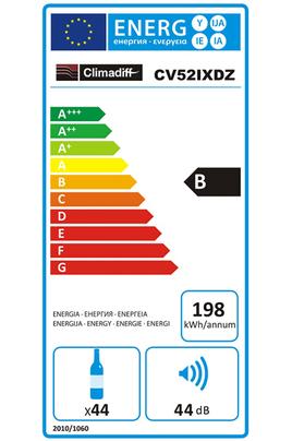 Climadiff CV 52 IXDZ