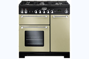 Falcon KITCHENER MIXTE 90cm CREME CHROME - KCH90DFRCC/-EU