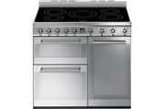 Smeg ESTHETIQUE CARREE 90cm INDUCTION INOX - SY93I