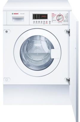 Lave linge sechant encastrable Bosch WKD28541FF
