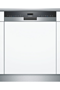 Siemens SN558S16TE INOX Home Connect