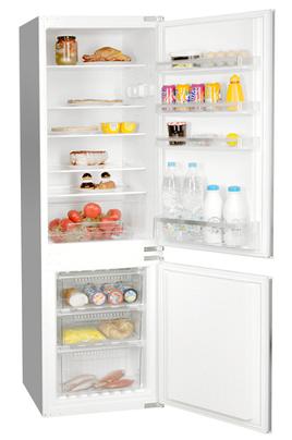 Le réfrigérateur congélateur BOSCH KIV34V21FF allie design et technologie pour une esthétique parfaite et un aménagement ingénieux de l´espace intérieur. Grâce à une isolation renforcée et un compresseur plus performant, ce réfrigérateur-congélateur est e