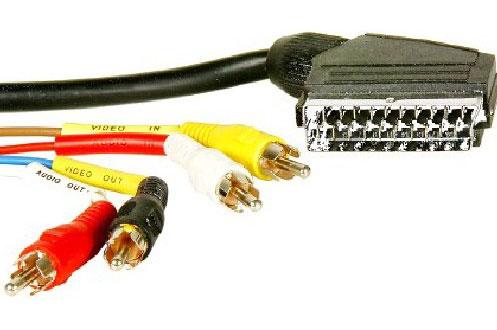 Cable video Temium B6530