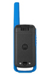 Motorola TALKIE MOTOROLA T62 BLEU PACK 2 photo 3