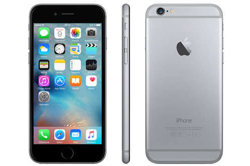 Apple iPhone 6 64GO GRIS SIDERAL