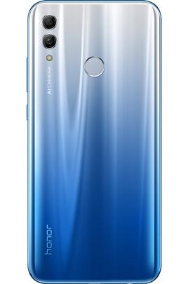Honor 10 Lite Bleu Argent