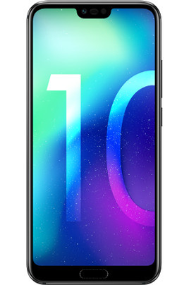 Honor 10 MIDNIGHT BLACK