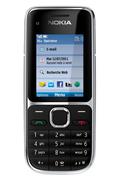 Nokia C2-01 NOIR